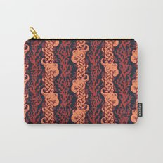 Warm Octopus Reef Carry-All Pouch