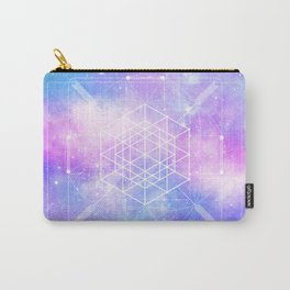 Sacred Geometry (Universal Consciousness) Carry-All Pouch