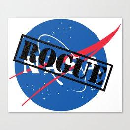 Rogue Nasa Canvas Print