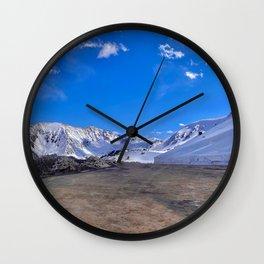 Loveland Pass, CO Wall Clock