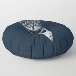Mr Cat Floor Pillow