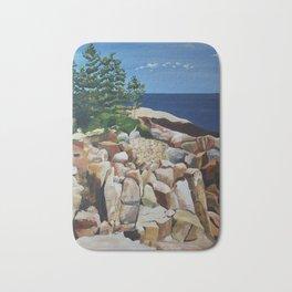 Southwest Harbor, Maine Bath Mat