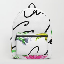 Call me Cordelia - Anne of Green Gables Backpack