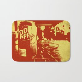Pop Dr. Pepper Bath Mat