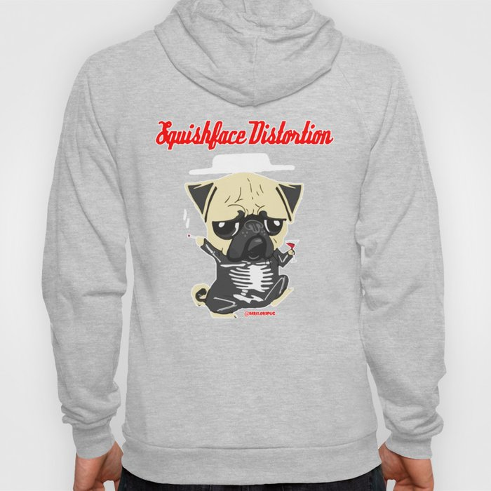 Squishface Distortion Hoody