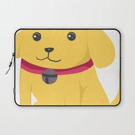 Cute Cartoon Dog Laptop Sleeve