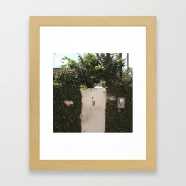 rio de janeiro, 5 Framed Art Print