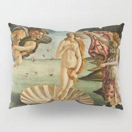 Birth Of Venus Sandro Botticelli Nascita di Venere Pillow Sham