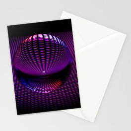 Glass Ball Stationery Cards