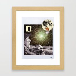 Faith or Reason No. 1: 'The Burden of Proof' Framed Art Print