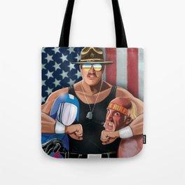 Sarge Rules Tote Bag