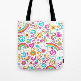 GIRLIE--PATTERN II Tote Bag