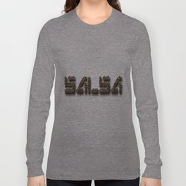 Salsa Dance IV Dance Long Sleeve T-shirt