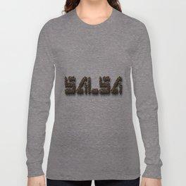 Salsa Dance IV Dance Long Sleeve T-shirt
