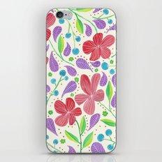 Spring vibes III iPhone & iPod Skin