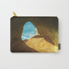 A window to the sea Carry-All Pouch