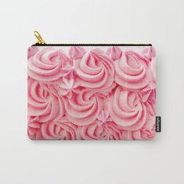 Sugar Roses Carry-All Pouch
