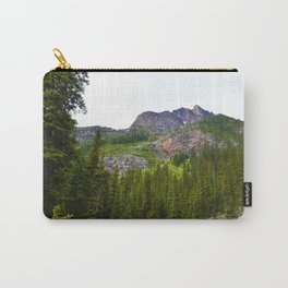 Geraldine Lakes Hike in Jasper National Park, Canada Carry-All Pouch