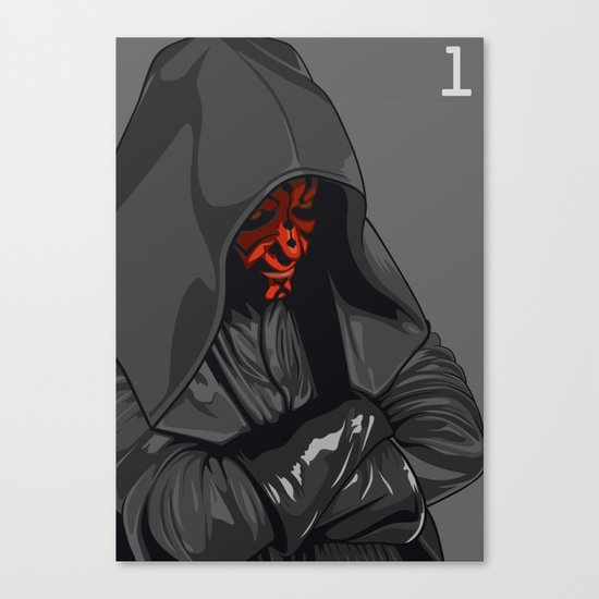 Episode 1 Canvas Print