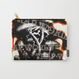Mush the World Carry-All Pouch