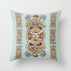 Avenoir Throw Pillow
