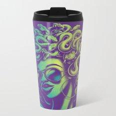 Funky Medusa Metal Travel Mug