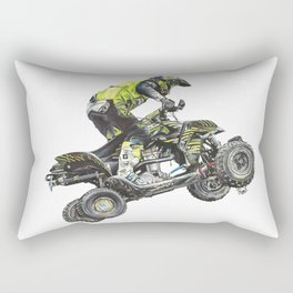 ATV Rectangular Pillow