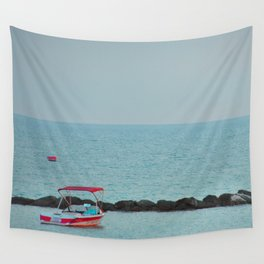 Between Sea and Sky Wall Tapestry
