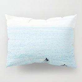 Flat Ocean Pillow Sham