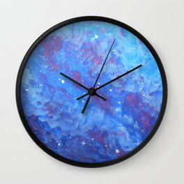 Galaxy x Wall Clock