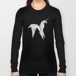 Blade Runner Origami Unicorn Long Sleeve T-shirt