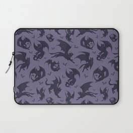 Batcats purple Laptop Sleeve