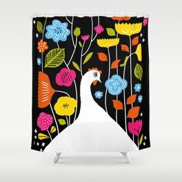 Little Edie's Eden Shower Curtain
