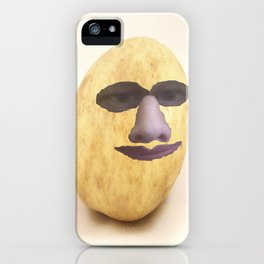 gorjus potato gril iPhone Case