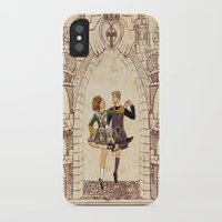 ireland iPhone & iPod Cases featuring Ireland by Tina Schofield