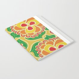 Garden Flowers Notebook