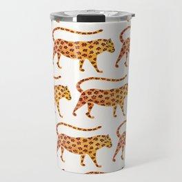 Jaguar Pattern Travel Mug
