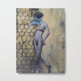 Erotic Saint #1 Metal Print