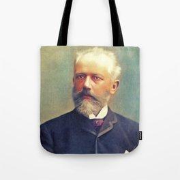 Tchaikovsky, Music Legend Tote Bag
