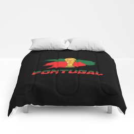 World cup portugal Comforters