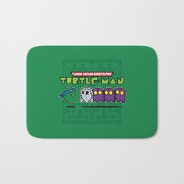 Hero in a Pac-Shell (Leo) Bath Mat