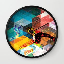 A Special Kind of Fall Wall Clock