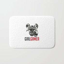 Girl Gamer Bath Mat