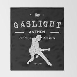 The Gaslight Athem Throw Blanket