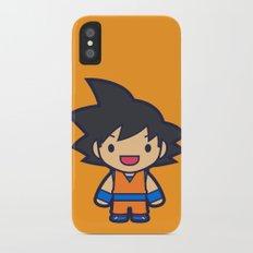 FunSized GoKu iPhone X Slim Case