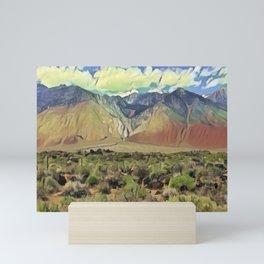 Sierra Nevada II Mini Art Print