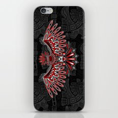Eagle Tattoo Style Haida Art iPhone Skin
