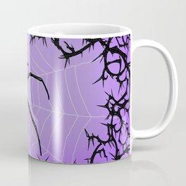 Briar Web- Purple Coffee Mug