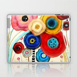 You will remember me Laptop & iPad Skin
