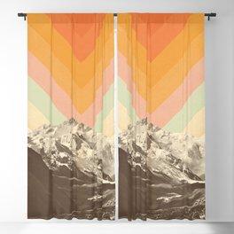 Mountainscape 2 Blackout Curtain